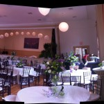 The Upper Room Panorama